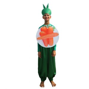 Carrot Costume – Kids Fancy Dress