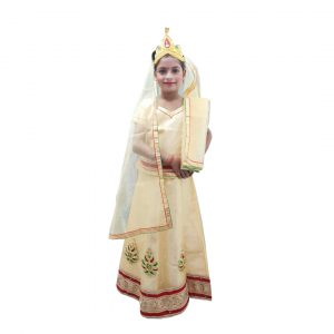 Goddess Durga With jewellery Hindu Goddess Fancy dress Costume