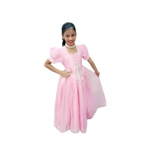 Princess Aurora Dress – Fairytale Kids Fancy Costume