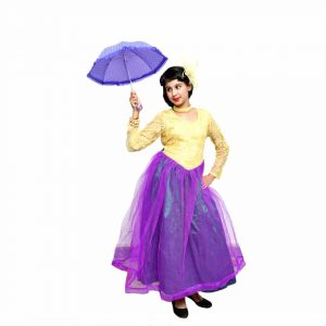 Rapunzel Fancy Dress For Kids