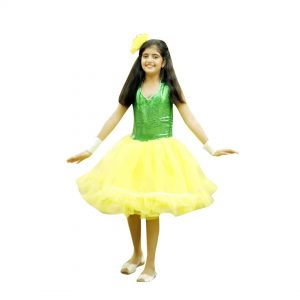 Barbie Doll Fancy Dress For Kids