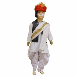 Bal Gangadhar Tilak Freedom Fighter Fancy dress Costume
