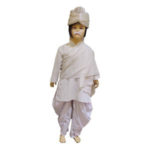 Lala Lajpat Rai Freedom Fighter Costume