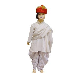 Bal Gangadhar Tilak Freedom Fighter Costume