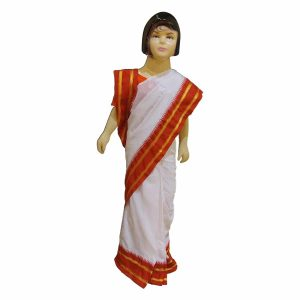 Godess Durga Without jewellery Hindu Goddess Fancy dress Costume