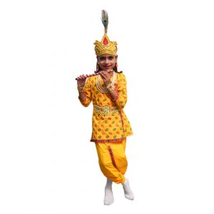 Krishna Fancy Dress For Boy Janmashtami