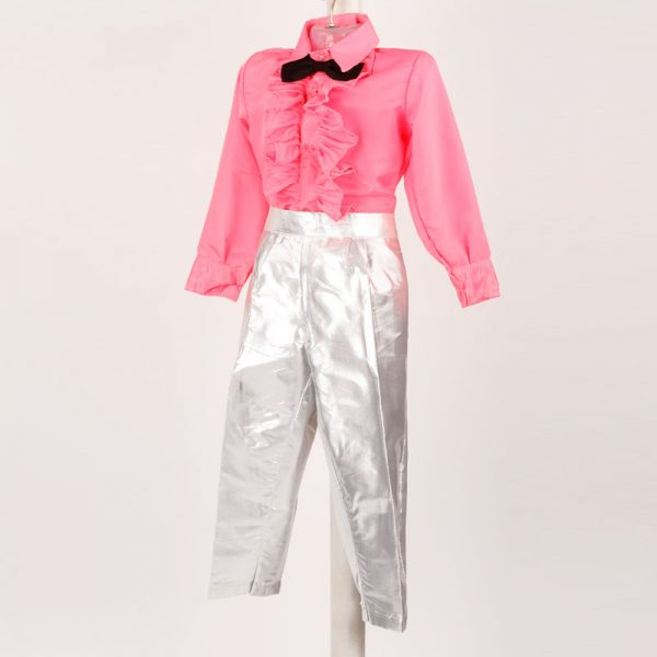 Dance Costume With Frill Shirt