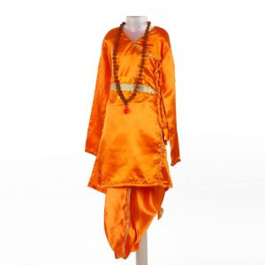 Pandit Ji Hindu Monk Kids Fancy Dress Costume