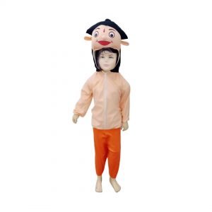 Chhota Bheem Dress Up – Indian Cartoon Character Costume