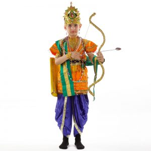King Ram – Ramayan Kids Fancy Dress Costume For Boys