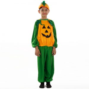 Pumpkin Fancy Dress For Kids