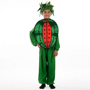 Watermelon Dress For Kids