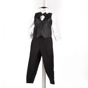 Charlie Chaplin Dress – Kids Fancy Costume | Without Stick