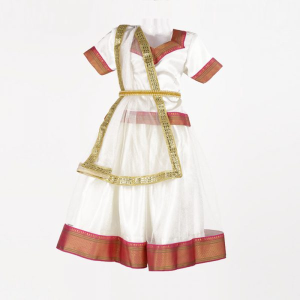 South Indian Costume For Girl