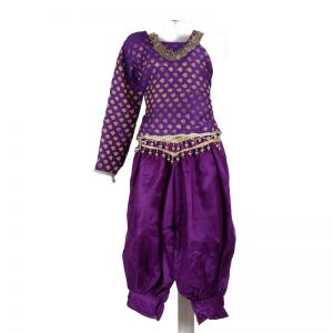 Arabian Dance Costume For Girl – Kids Fancy Dress