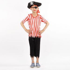 Sea Pirate Dress For Kids | Halloween Theme Costumes