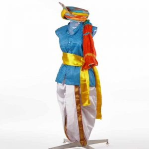 Farmer Fancy Dress – Indian Farmer Costume For Boys