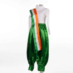Indo-Western Dance Costume – Patriotic Unisex Dress