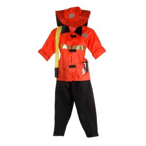 Fireman Fancy Dress For Kids