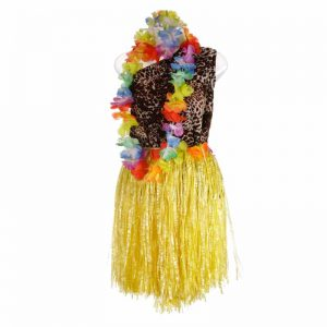International Hawaiian (Hula) Dance Costume – For Girls