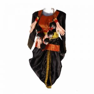 Mahisasur Durga Puja Indian Festival Kids Fancy Dress Costume For Boys