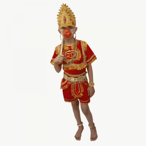 Hanuman Ji – Ramayan Kids Fancy Dress Costume
