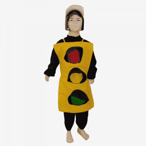 Traffic Light Fancy Dress For Kids