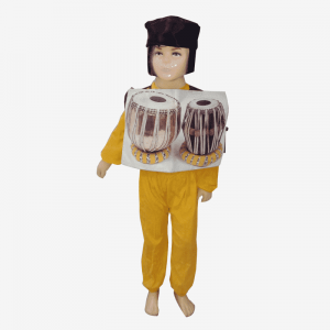 Tabla Dress – Kids Fancy Costume