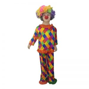 Joker Dress For Kids – Halloween Fancy Costumes
