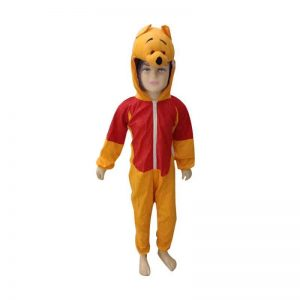 Winnie Pooh Costume – Kids Fancy Dress