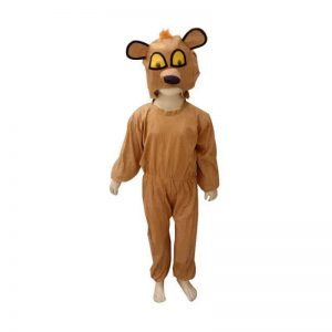 Timon Fancy Dress – Kids Disney Cartoon Costume