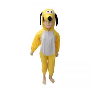 Pluto Dog Dress – Kids Fancy Costume