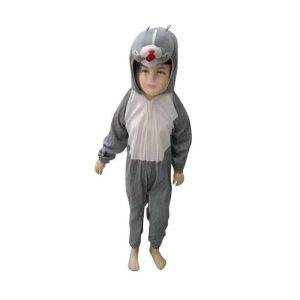 Squirrel Dress For Kids