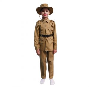 Forest Officer Dress – Kids Fancy Costume