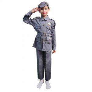 Navy Dress Uniform – Fancy Costume For Kids