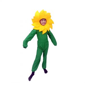 Sunflower Fancy Dress For Kids