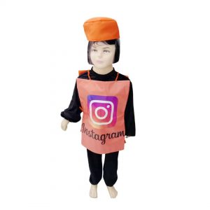 Instagram App Fancy Dress