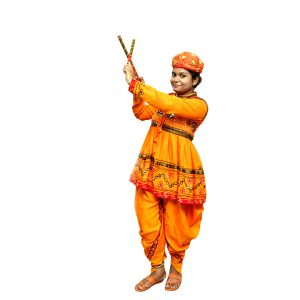 Garba Costume For Boys – Gujarati Festival