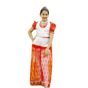 Contemporary Western Fusion Dance Costume for Girls