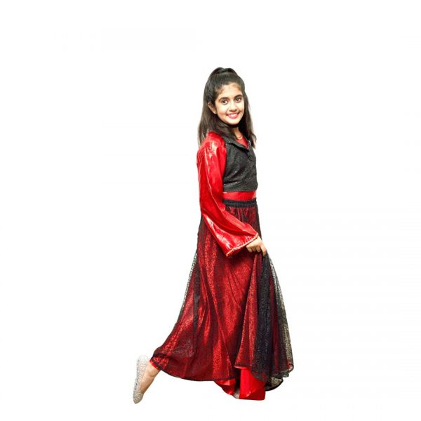 Indo Western Dress For Girl