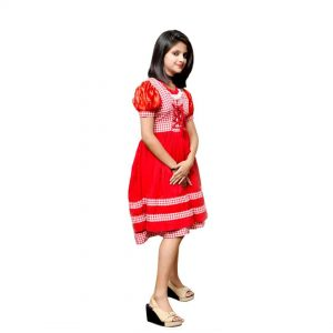 Russian Dress For Girl – Kids Fancy Costume