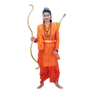Ram Vanvasi Indian Mythology Character Kids Fancy Dress Costume