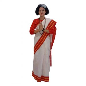 Indira Gandhi Fancy Dress Costume For Kids