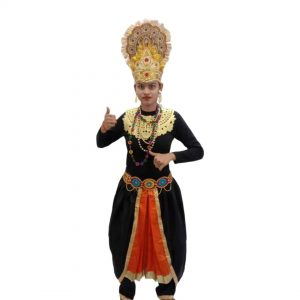 Kansa Costume – Janmashtami Fancy Dress