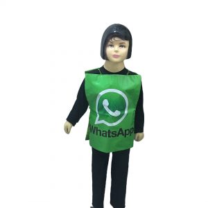 WhatsApp Fancy Dress for Kids