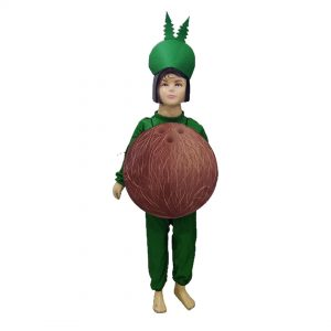 Coconut Fancy Dress For Kids