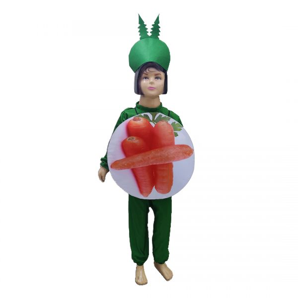 Carrot Fancy Dress