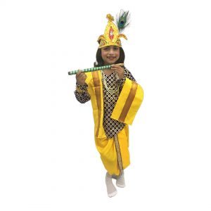 Krishna Dress For Baby Kanha Fancy Dress