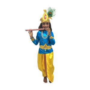 Makhan Chor Hindu Mythology Krishna Costume