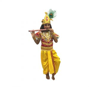 Krishna Fancy Dress For Kids